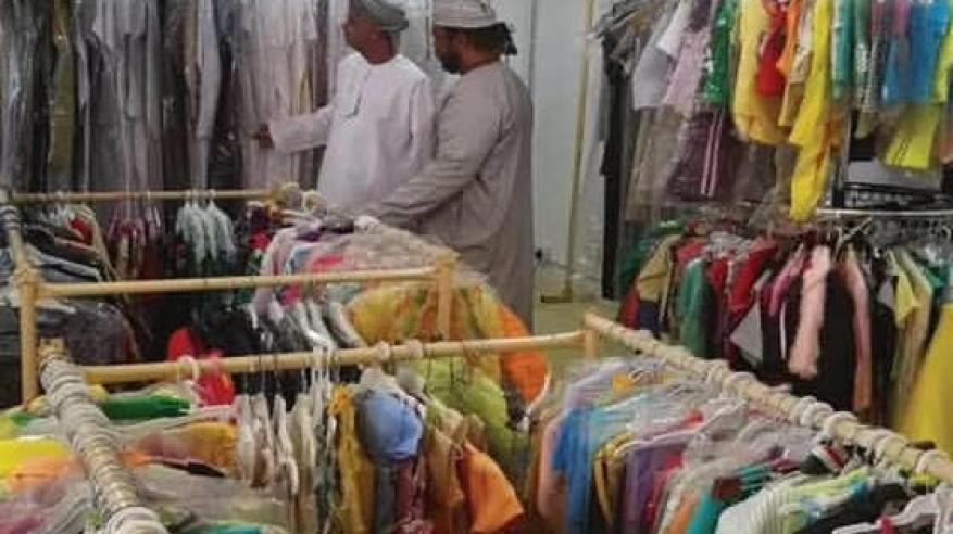 200 أسرة تستفيد من سوق ينقل الخيري