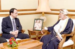 بحث تعزيز التعاون الثنائي بين السلطنة وقبرص
