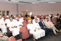 120 متخصصا يثرون نقاشات المؤتمر العماني الثاني للأمراض المعدية والأحياء الدقيقة الطبية