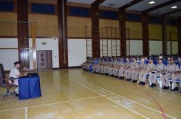أكاديمية الشرطة تعقد دورة لتأهيل المهارات للرتب الأخرى