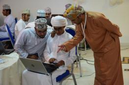 تواصل فعاليات دورة المبتكر العماني في شمال الشرقية