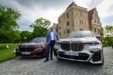 """من بولندا.. """"الرؤية"""" تكشف أسرار قوة وأناقة """"BMW X7"""""""