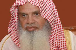 الحذيفي إمام المسجد النبوي يتعرض لوعكة صحية ويدخل المستشفى