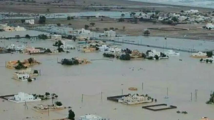 """""""الأرصاد اليمنية"""" تصدر البيان رقم 1 حول العاصفة المدارية في بحر العرب"""