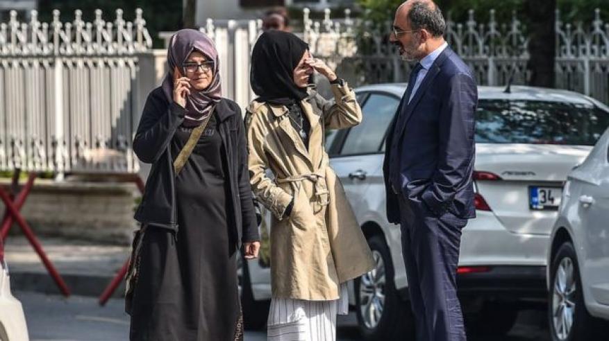 """أول تصريح سعودي عن """"اختطاف"""" المعارض جمال خاشقجي"""