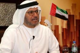 وزير الخارجية الإماراتي ينفى وجود قوات فرنسية في اليمن