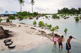 """""""إيكومونست"""": التغير المناخي يهدد بتدمير سواحل العالم"""