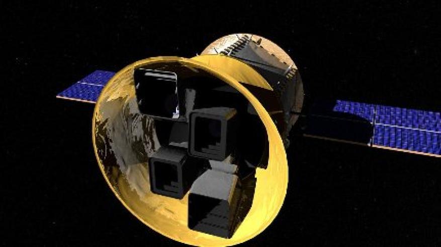 إطلاق صاروخ أمريكي عليه تليسكوب لتعقب الكواكب