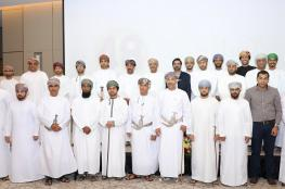 """تكريم """"صحار الدولي"""" لرعايته """"سبلة عمان للأعمال المرئية"""""""
