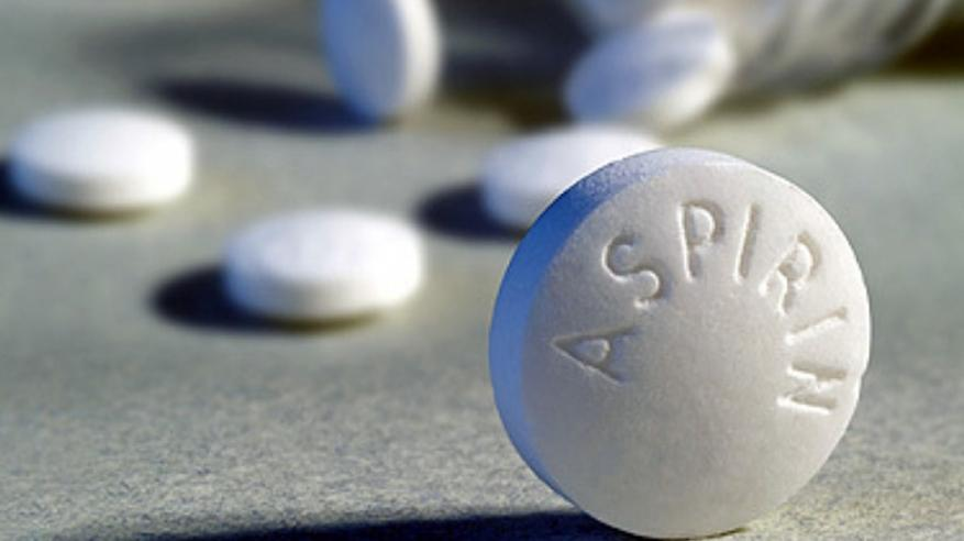 علماء يكتشفون الآثار الجانبية لـلأسبرين