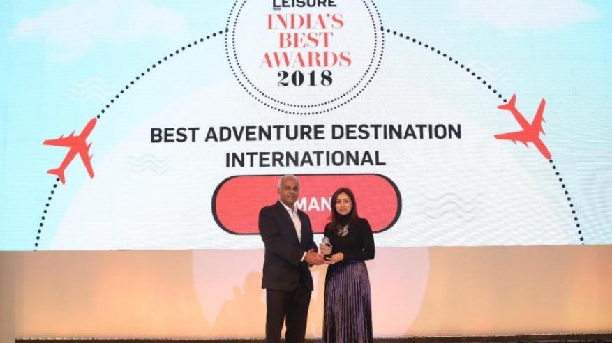 السلطنة أفضل وجهة دولية لسياحة المغامرات في 2018