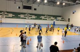 """""""رياضة وصحة"""" برنامج لتعزيز قيم المواطنة لطلاب مدارس البريمي"""