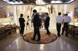 """47 لوحة في """"ملامح من عمان"""" باحتفال سفارة السلطنة بكوريا بيوم النهضة"""