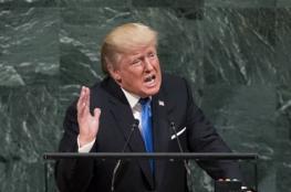 """ترامب يهدد بتدمير كوريا الشمالية: """"أجزاء من العالم ستذهب للجحيم"""""""