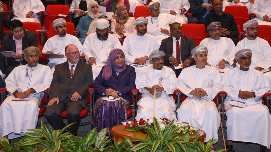 افتتاح مركز التميز في التعليم والتعلم في جامعة السلطان قابوس