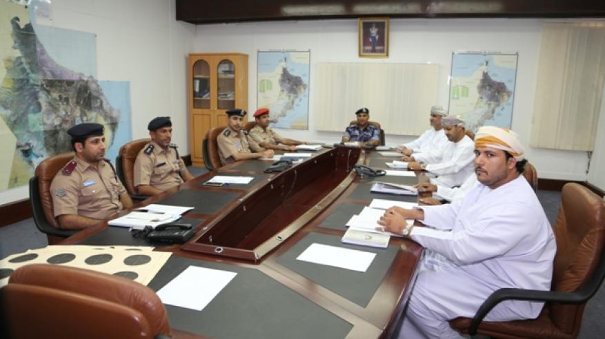 اللجنة العمانية للرماية بالأسلحة التقليدية تعقد اجتماعها الأول بعد التشكيل الجديد
