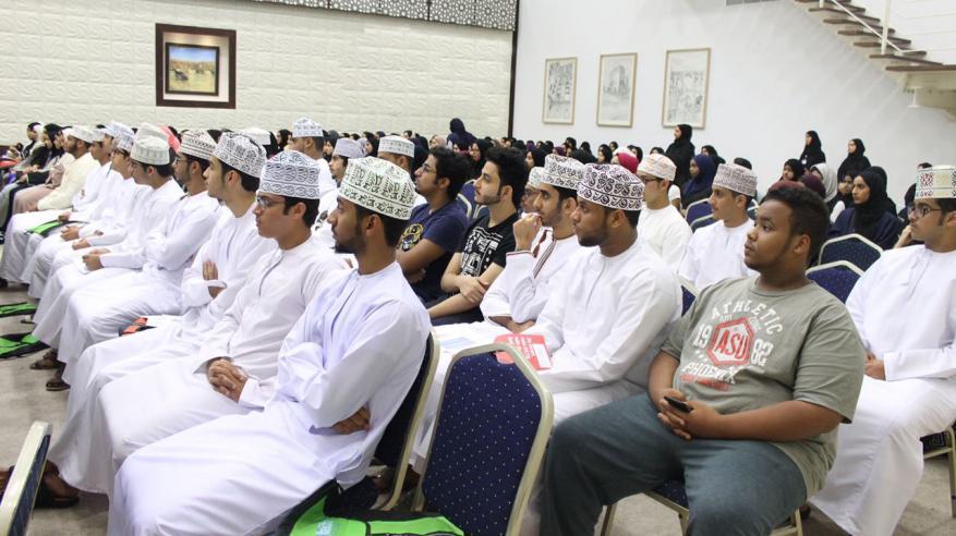 """""""جيوتك"""" تنظم البرنامج التعريفي للدفعة الجديدة بمشاركة 450 طالبا وطالبة"""