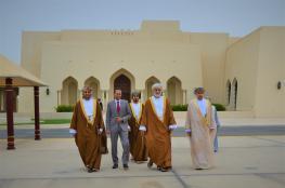 وزير العدل يمثل السلطنة في تنصيب الرئيس الموريتاني