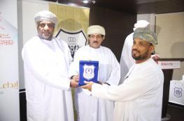 تكريم الفائزين من نادي النصر في مسابقة الإبداع الشبابي