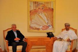 السعدي يبحث تعزيز التعاون مع الرئيس التنفيذي لمجلس الكريكيت العالمي