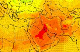 اعتماد أعلى درجة حرارة في الخليج بـ 54 درجة مئوية