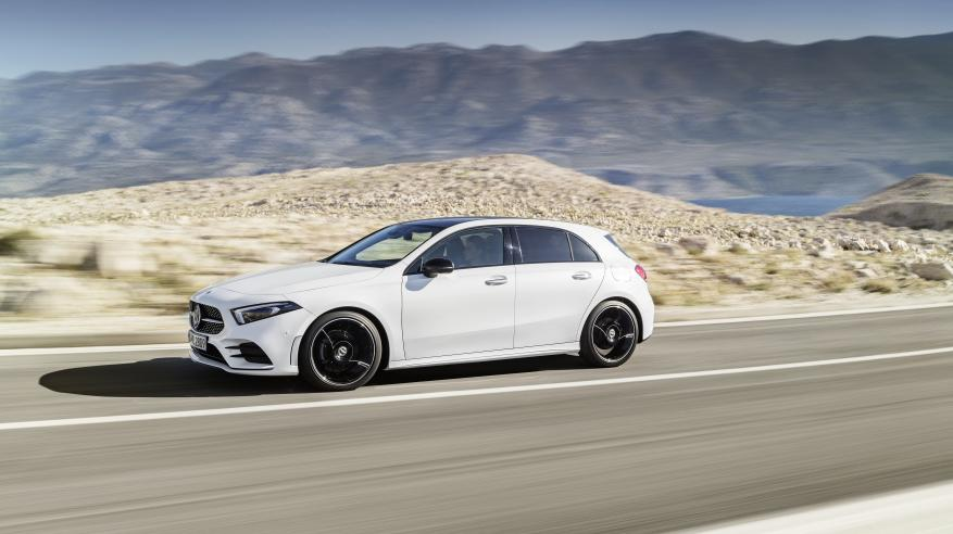 Mercedes-Benz Oman - A-Class Price Point (2)