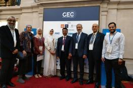 """""""جمعية المهندسين"""" تشارك في مؤتمر عالمي بالمملكة المتحدة"""