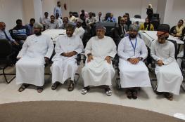 مناقشة تدريب الكوادر الوطنية بالمؤسسات الصحية الخاصة في ظفار