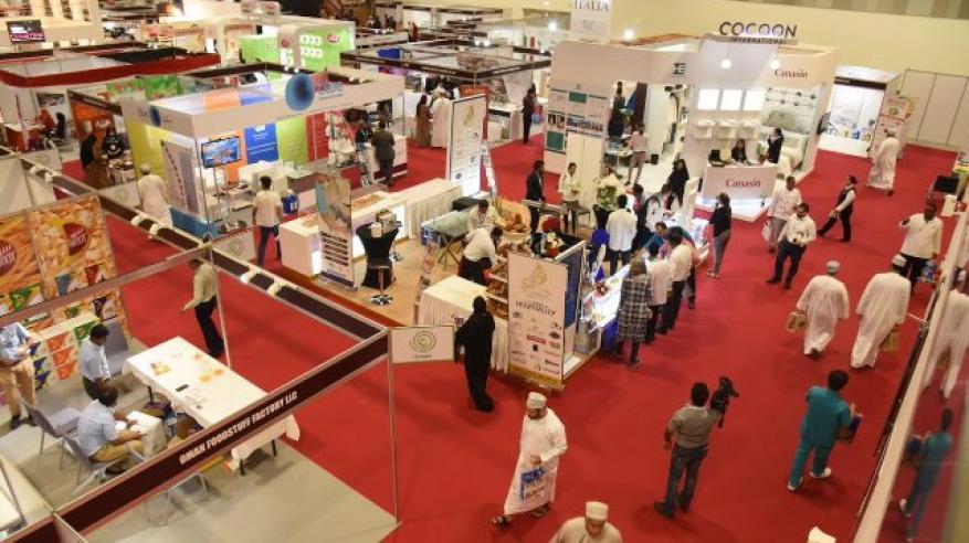 """""""عمان إكسبو"""" تستعد لتنظيم معرض الصناعات الغذائية والضيافة"""
