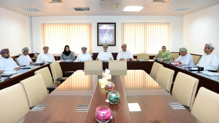 مراجعة إستراتيجية كلية عمان للعلوم الصحية والمعهد العالي للتخصصات الصحية