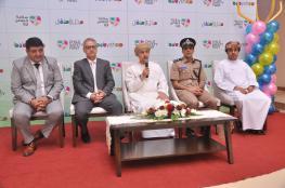 """تعاون بين شرطة عمان السلطانية و""""محل الأطفال"""" في فعاليات حملة """"سلامة الطفل أولا"""""""