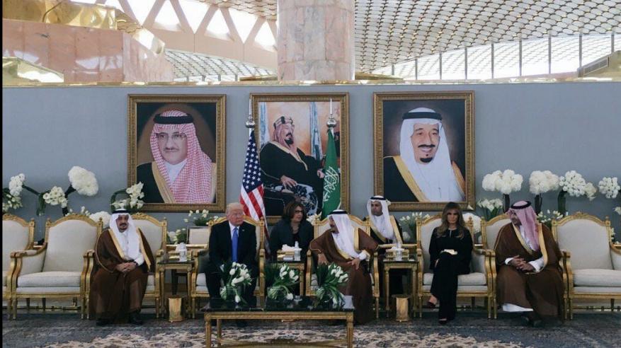 550 مليار دولار صفقات تسليح واستثمارات مشتركة بين السعودية وأمريكا