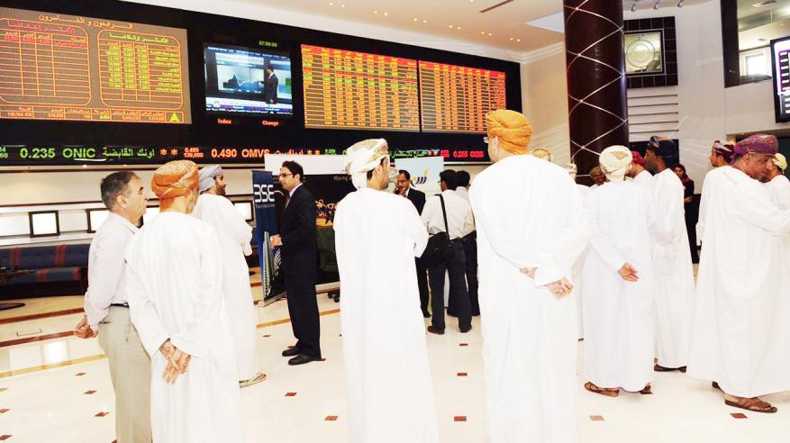 أكثر من 677 مليون ريال تداولات سوق مسقط بنهاية سبتمبر