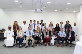 أوكسيدنتال عمان تستقبل وفدًا طلابيا من جامعة ميامي