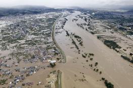 """بالفيديو.. إعصار """"هاجيبيس"""" يقتل 18 في اليابان"""