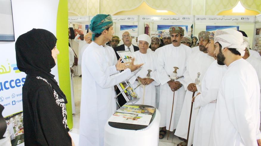 افتتاح معرض المؤسسات الصغيرة والمتوسطة في صور
