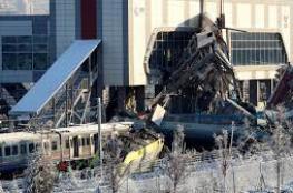 تسعة قتلى و47 مصابا في حادث قطار في أنقرة