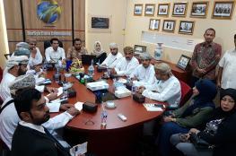 وفد عماني يبحث تعزيز فرص التبادل التجاري في إندونيسيا