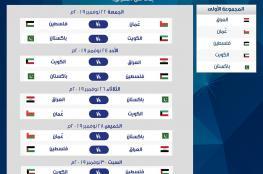 الاتحاد الآسيوي ينقل تصفيات منتخبات الشباب من العراق إلى السلطنة