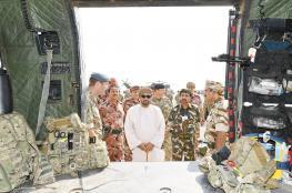 """بدر بن سعود يقوم بزيارة إلى ميادين """"السيف السريع 3"""""""