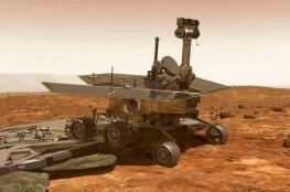 """ناسا تودع الروبوت """"أوبورتونيتي"""" على المريخ"""