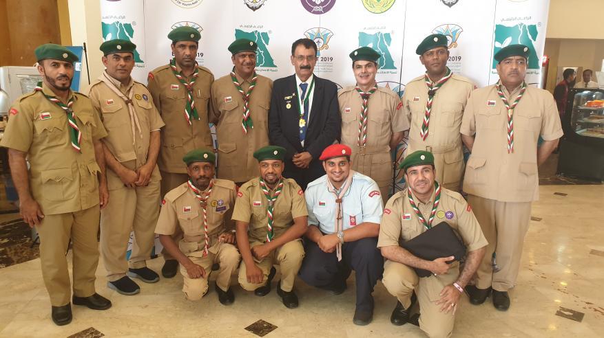 """المؤتمر الكشفي العربي بمصر يعتمد """"الخطة الإستراتيجية 2023"""" بمشاركة السلطنة"""