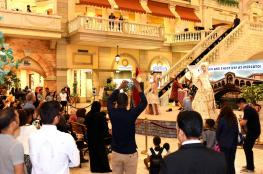 """فعاليات من المرح والترفيه والتسوق تبث السعادة في نفوس زوار """"مهرجان دبي"""""""