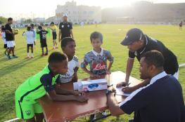 مدرسة أوميفكو لكرة القدم بصور تنهي تسجيل البراعم