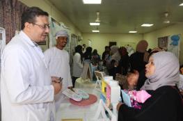 معرض حول الوقاية من السكري بمركز إبراء