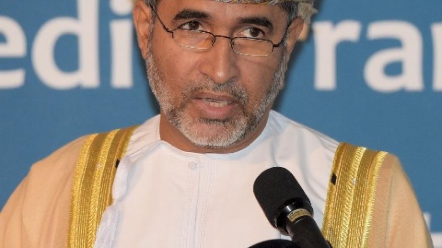 كلمة الدكتور احمد المنضري