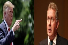 بسبب ترامب.. استقالة السفير البريطاني في واشنطن