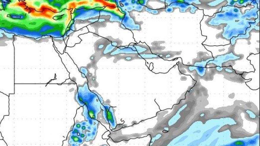 """تنويه من الأرصاد بارتفاع موج البحر .. وتوقعات بـ """"حالة مطرية"""" مع نهاية الإسبوع الجاري"""