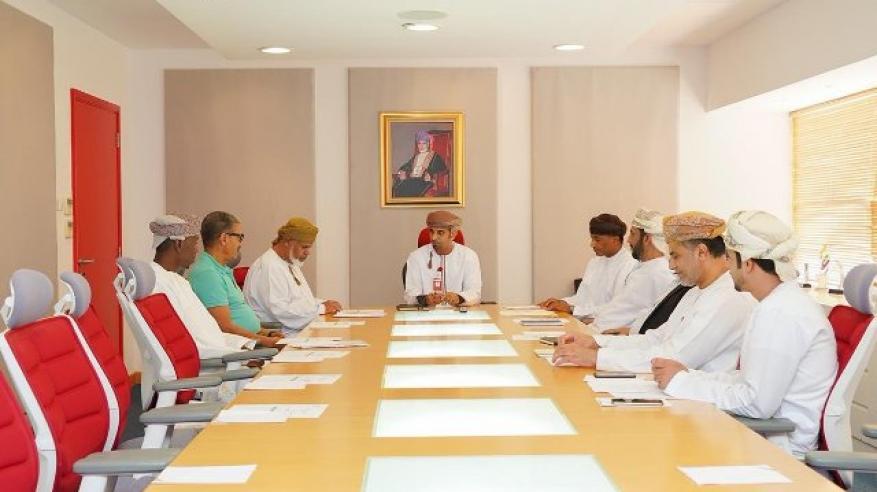 اجتماع لجنة تقييم الدوري