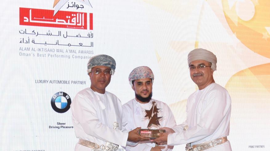 تتويج بنك مسقط بجائزة أفضل الشركات العمانية أداء في القطاع المصرفي
